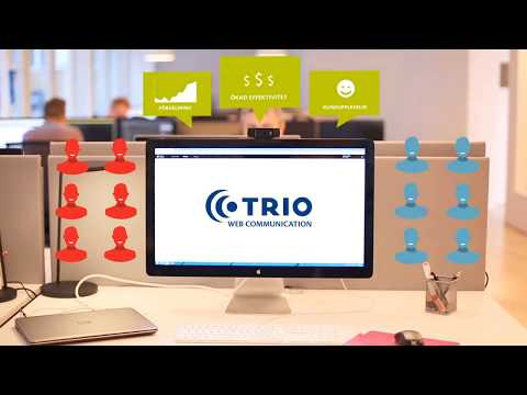Trio Web Communication – så funkar det