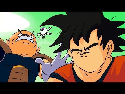 Dragon Boy Z (Dragon Ball Z Parody)