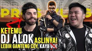 KETEMU DJ ALOK ASLI! CHARACTER PALING GG AUTO MABAR PAKE DJ ALOK BOOYAH!