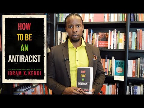Video cover - How to be an antiracist