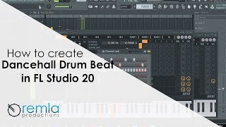 how to make dancehall beats in fl studio 20 - TH-Clip