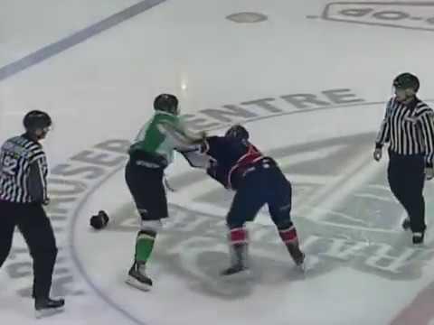 Kolby Johnson vs. Bryan Lockner