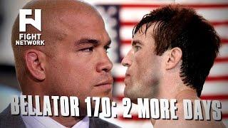 Bellator 170: Tito Ortiz vs. Chael Sonnen - Playing the Media Game