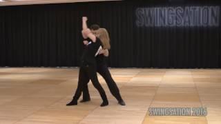 Ben Morris & Victoria Henk - Swingsation 2016