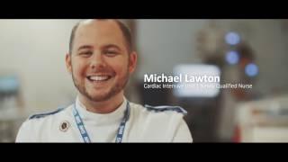 Meet Michael - UH Bristol NHS Trust