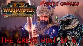 Markus Wulfhart Vortex Campaign #6 | TO THE LIZARD CAPITAL - Total War Warhammer 2