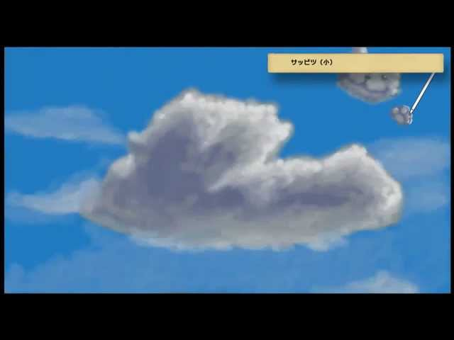 【じっくり絵心教室】画材コース パステルレッスン「雲」(Art Academy Pastels)
