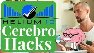 Helium 10 Cerebro Tutorial   Simplify Your Amazon FBA Keyword Research