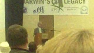 Richard Dawkins presents his award to Bill Maher (excerpt)