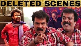 'ரஜினி சார் சொன்ன சீன் மிஸ் ஆய்டுச்சு' Actor Ramdoss Super Funny Interview | Petta | Rajinikanth