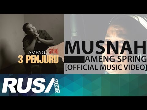 Ameng Spring - Musnah [Official Music Video]