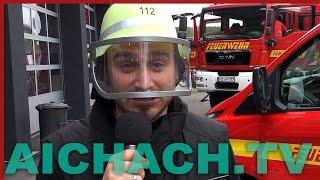 preview picture of video 'Tag der offenen Tür bei der Feuerwehr Aichach 2014'