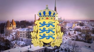 Republic of Estonia (1918-1940. 1991-) Anthem and Military Marches