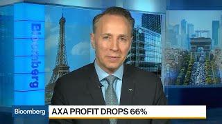 AXA CEO on Earnings, Business Strategy, 2020 Targets