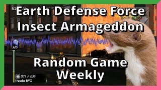 Earth Defense Force: Insect Armageddon — Flightsuit OP — Random Game Weekly
