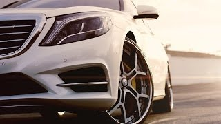 Rim Source Mercedes S550 24 Inch Forgiato GTR