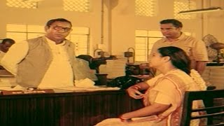Chantabbai Movie || Back To Back Srilakshmi Comedy Scenes || Chiranjeevi,Suhasini