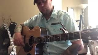 Heartless   Thomas Wesley Ft. Morgan Wallen (guitar Cover)