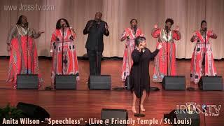 "James Ross @ Anita Wilson - ""Speechless"" - (Friendly Temple / St. Louis) - www.Jross-tv.com"