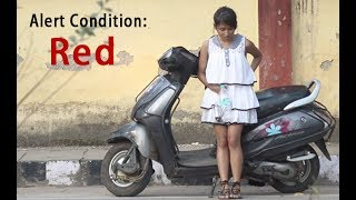 Alert Condition: Red - Issued in Public Interest - Women Oriented Short Film