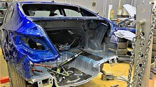 ПРИКОЛЫ и ЖЕСТЬ на СТО №12 / Fun in auto repair shop