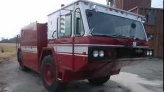 preview picture of video '1987 Oshkosh Tilt-T Fire Truck on GovLiquidation.com'