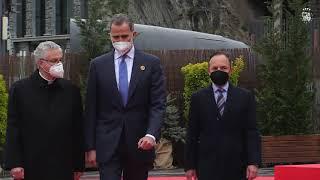 S.M. el Rey clausura el XIII Encuentro Empresarial Iberoamericano