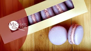 Macarons / Swiss Meringue Method / Butter Cream Filling