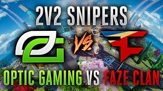 2v2 Snipers - OpTic Gaming Vs. FaZe Clan