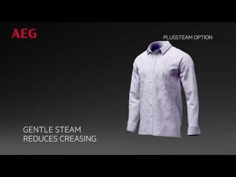 AEG Built In Washing Machine Fully L8FC8432BI - Fully Integrated Video 3