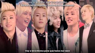 B.A.P - Punch [Sub español + Hangul + Rom] + MP3 Download