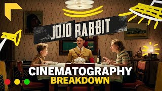 The Cinematography of JoJo Rabbit | Camera & Lighting Breakdown w/ Mihai Malaimare Jr.