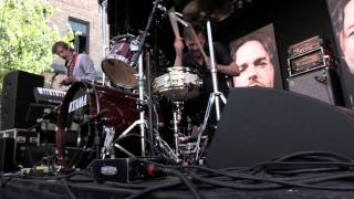 "BATTLES ""Ice Cream"" LIVE @ Capitol Hill Block Party"