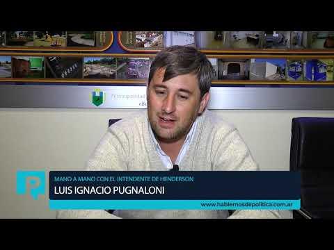 NOTA CON LUIS IGNACIO PUGNALONI (INTEDENTE DE HENDERSON) - COMPLETA