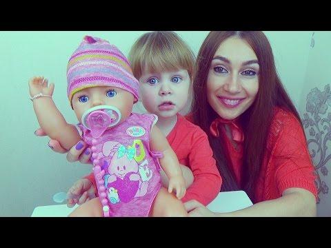 Кукла Baby Born интерактивная 43 cм с аксессуарами (823-163), фото 12