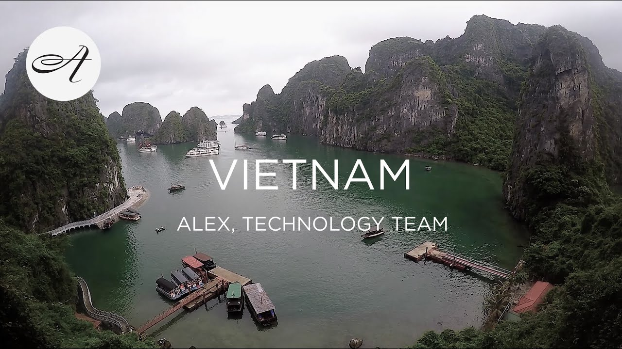 My travels in Vietnam, 2017