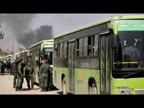 Στα χέρια του Άσαντ η Γούτα