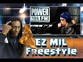 EZ MIL - Power 106 FREESTYLE {DJ Reaction}