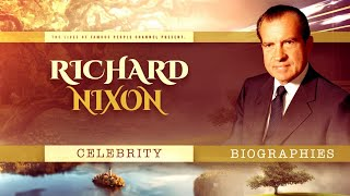 Richard Nixon Biography - 37th President of the United States
