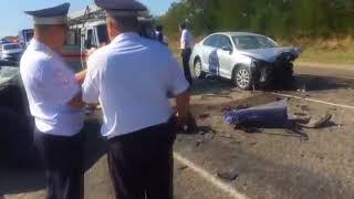 ДТП Ставрополье 8.09.2017