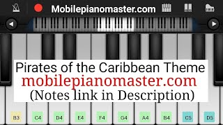 pirates of the caribbean piano easy - TH-Clip