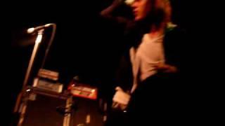 Damn Rough Night- Artist Vs Poet (Live)