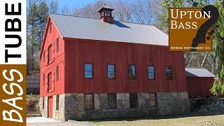 Upton Bass: Tour the UB Barn in Mystic!