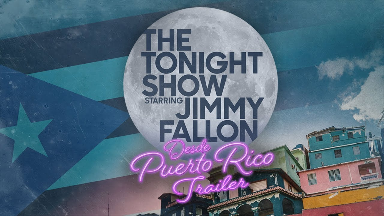 The Tonight Show: Puerto Rico (Trailer) thumbnail