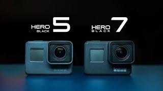 Hero 7 Black vs Hero 5 Black Ultimate Review