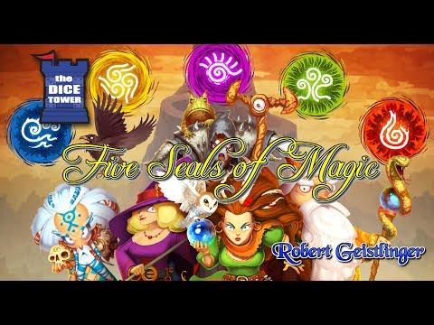 Five Seals of Magic Review - with Robert Geistlinger