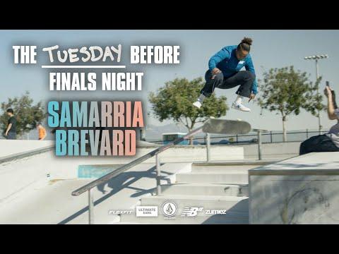 Samarria Brevard: Countdown To Finals Night   WBATB