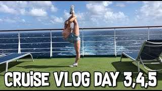 CRUISE VLOG 3, 4 & 5 | Airlie Beach, Disappointed + Tumbling On The Boat