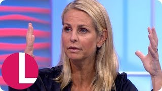 Ulrika Jonsson's Menopause Symptoms Made Her Fear Her Depression Had Returned | Lorraine