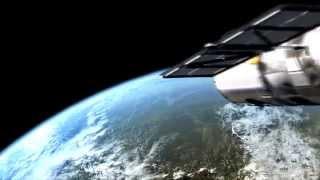 Hubble - глубокий космос в 3D